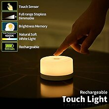 LNHYX Kinder Nachtlicht Dimmable Touch Led