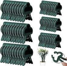 Lnmyic Pflanzenclips 60 Stück Pflanzenhalter