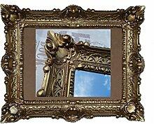 Lnxp Antik Barock BILDERRAHMEN Gold 56x46cm