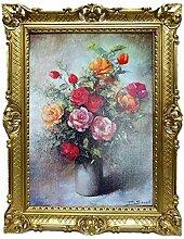 Lnxp Bild Foto 90x70 cm Blumen P. Sorel