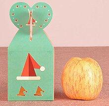 Lnyy Heiligabend Apple Verpackung Karton