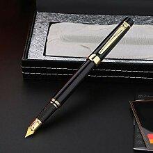 Lnyy Pen Blech Pen Ink Pen Business Pen Bürobedarf