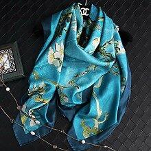 Lnyy Schal-Frühling und Winter Mode einfach