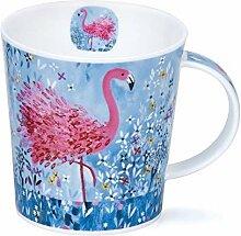 LO-FANF-FL Flamingo Fancy Feathers Staffordshire