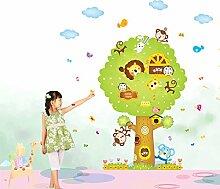 Loaest Abnehmbare Wohnzimmer Wandaufkleber'S Cartoon Kinderzimmer Kindergarten Dekoration Große Wand Aufkleber
