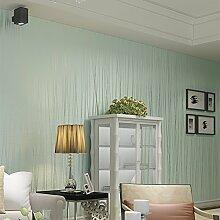 Loaest Das Schlafzimmer Tapete Farbe Selbstklebende Wasserdicht Paster Von Wandverdickung Pvc-Schlafsaal Wohnzimmer Plain Dekoration Wallpaper 0,6 M * 3 M, Blau