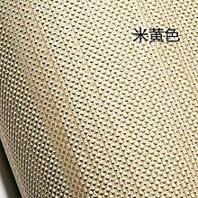 Loaest Einfache Kurve Quaste Vliestapeten Schlafzimmer Wohnzimmer Tapete Farbe Dickes Normalpapier Modernen Stil Der Dekoration Beige