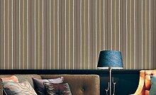 loaest europäischen nicht–gewebt Stoff Tapete Wohnzimmer Schlafzimmer Student Schlafsaal BARM Hintergrund Dekoration 3D Tapete Rolle