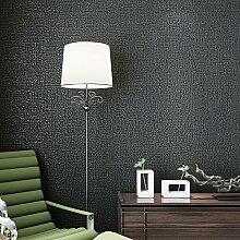 loaest Glitzer Textur Farbe Tapete Rollen für Study Room Black Wall Papier Rolle Wallcoverings
