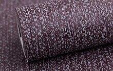 loaest hellgrau violett Tapete Home Dekoration Schlafzimmer Wohnzimmer TV Hintergrund 3D Tapete pepel (de parede–als Papiertapete