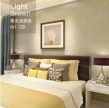 loaest Modern Schlichte Farbe Schlafzimmer Wohnzimmer Import Seide Vliestapete Tapete