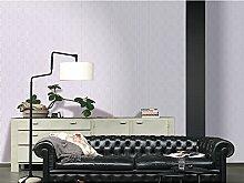 loaest Pure einfach modern Vliestapete 3D Stereo Raum Dekoration Umweltschutz Formaldehyd frei Tapete, Viole