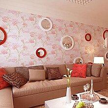 loaest Vlies Pastoral Stil Wand, Muster, Kinder Zimmer pepel (de parede 3D Home Dekoration Tapete Rolle