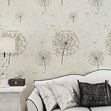 loaest Warm Pastoral 3D Bodenbelag Tapete für Wände 3D-Raum Tapete Rolle Wall Paper contact-paper pepel (de parede Behang