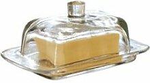 LOBERON Butterdose Annie, klar (11 x 17 x 8cm)