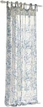 LOBERON Gardine Emilie, blau (140 x 250cm)