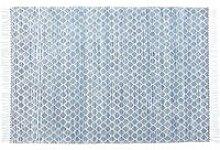 LOBERON In- & Outdoor-Teppich Yehonatan, blau (240
