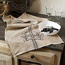 Loberon Küchentuch Cody, Küchentextilien, 100%
