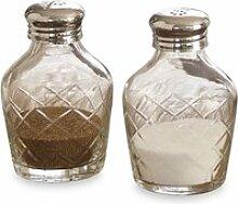 LOBERON Salz- und Pfefferstreuer Alixan,