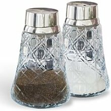 LOBERON Salz- und Pfefferstreuer Chilian,