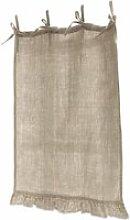 LOBERON Scheibengardine Salah, beige (45 x 70cm)