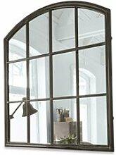 LOBERON Spiegel Chloe, schwarz (3.5 x 89 x 100.5cm)