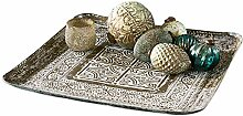 LOBERON Tablett Kelowna, Küchen-Accessoires,