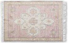 LOBERON Teppich Cettigne, rosa (120 x 170cm)
