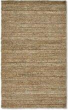 LOBERON Teppich Grunja, beige (140 x 200cm)