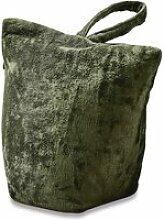 LOBERON Türstopper Sabinna, grün (10 x 18 x 17cm)