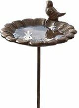 LOBERON Vogeltränke Finch, braun (109cm)