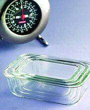 LOCK & LOCK Boroseal Frischhaltedosen aus Glas -