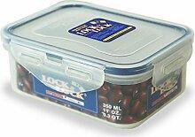 Lock und Lock PP Classic, Multifunktionsbox, Vorratsdose, rechteckig 350 ml