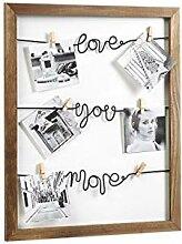 Locker Bilderrahmen Love You More