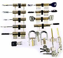 Lockpicking Set 14 STÜCKE Transparente