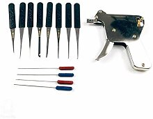Lockpicking Set Locksmith-Werkzeuge, Sperren mit