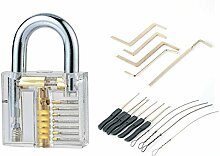 Lockpicking Set Transparenter Lockpick-Set