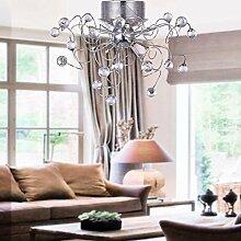 LOCO Kronleuchter Crystal Modern Design Living 9