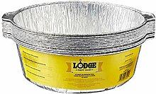 Lodge 12-Inch Aluminum Foil Dutch Oven Liners,