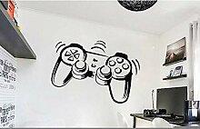 LOESHD Wandaufkleber Controller PS3 PS4 Spiel