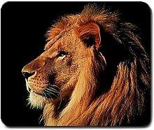 Löwe groß Mousepad Mauspad tolle Geschenkidee