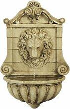 Löwenkopf Wandbrunnen