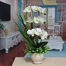 LOF-fei Künstliche Blume Orchid silk Blume der