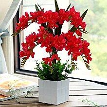 LOF-fei Künstliche Blume Phalaenopsis Esstisch