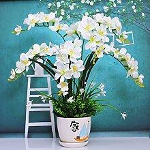 LOF-fei Künstliche Blumen Orchidee Phalaenopsis