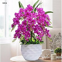LOF-fei Künstliche Blumen Orchidee