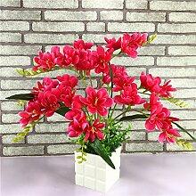 LOF-fei Künstliche Blumen Orchideen