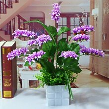 LOF-fei Künstliche Blumen Orchideen Seide