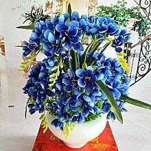 LOF-fei Künstliche Blumen-Orchideen-Silk Tisch
