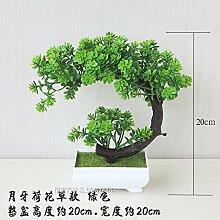 LOF-fei Künstliche Pflanzen Dekoration bonsai